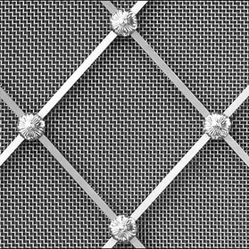 stainless steel regency diamond grille 54mm none none