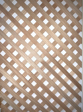 Wooden Radiator Grille
